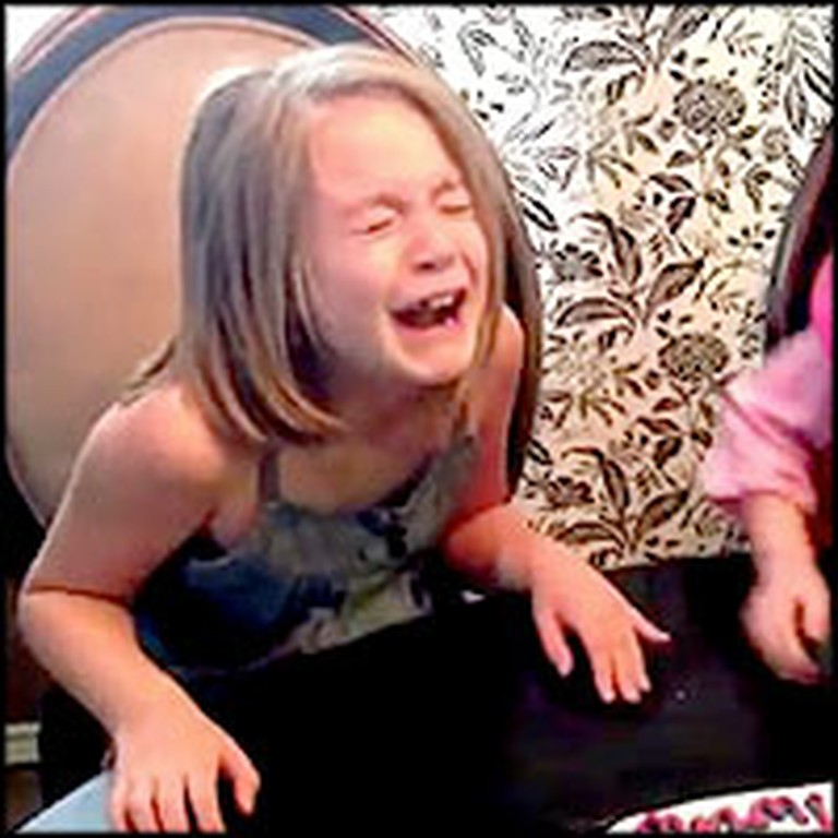 Two Sisters Are Overwhelmed With Joy at Some Great News