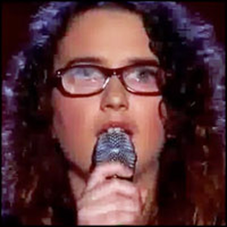 Blind Vocalist Stuns Judges on The Voice with a Performance of Angel