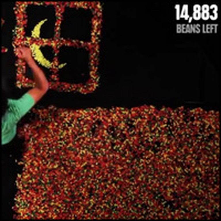 This is Your Entire Life in JellyBeans - How Will You Spend It