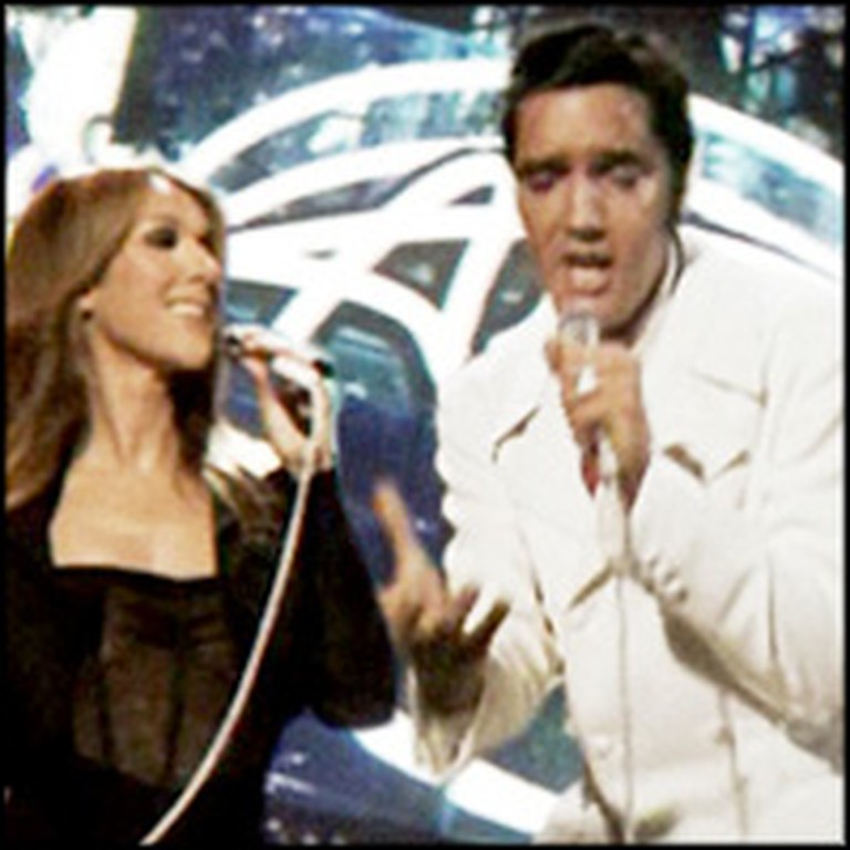 An Impossible Duet is Made a Reality - Celine Dion & Elvis Presley