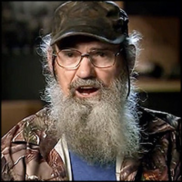 Hilarious Advice From Duck Dynasty's Uncle Si