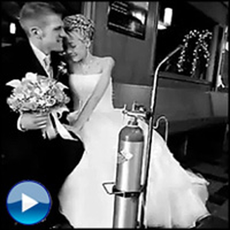 Cancer Patient Marries Her Best Friend Days Before Dying - a Story of True Love