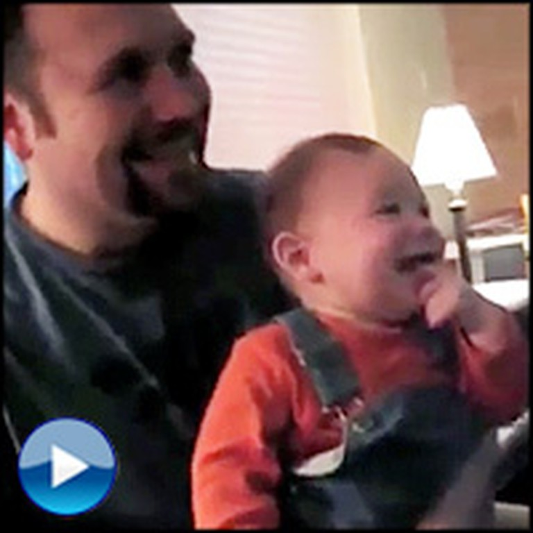 7 of the Cutest Baby Videos on the Internet - You'll Love This One