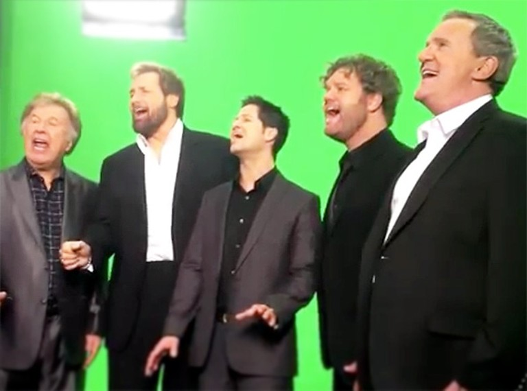 Gaither Vocal Band's Stunning Rendition of the National Anthem - You Gotta Hear This