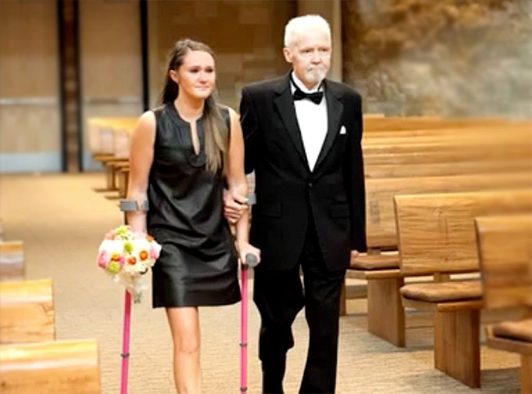 What This Dying Father Does for His Girls Will Make You Cry - This is a Must See