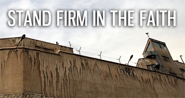 A Christian Pastor Was Imprisoned in Iran - Because He Chose Christ. So Inspiring!