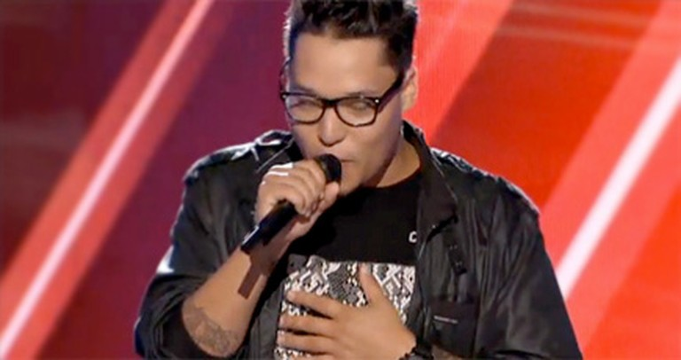 Christian Rocker Gives The Voice Judges a HUGE Shock - a Must-See Audition