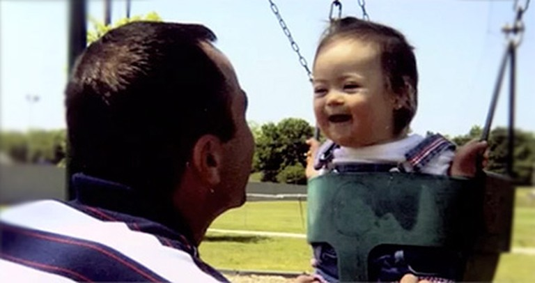 He Told His Wife to Abort Their Child with Down Syndrome. But Then God Changed His Heart.