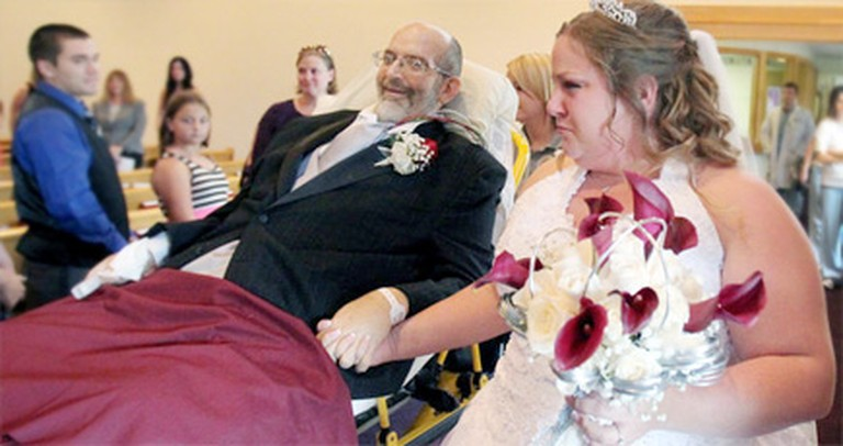 What a Dying Man Does for His Daughter Will Touch Your Heart