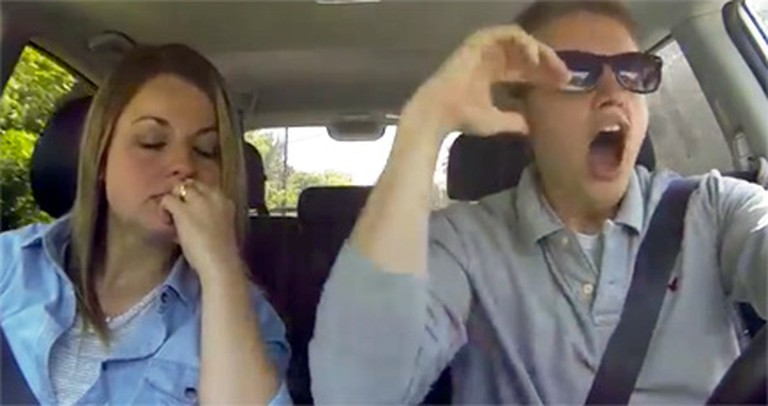 The Stages Every Married Couple Goes Through in a Car Fight - Hilarious!