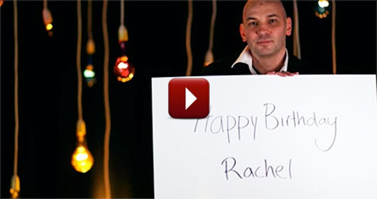 Man Dying of Cancer Leaves Behind an Unforgettable Video