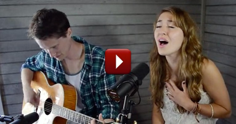 Listen to This Sweet Acoustic Cover of a Hillsong United Hit - You'll Love It