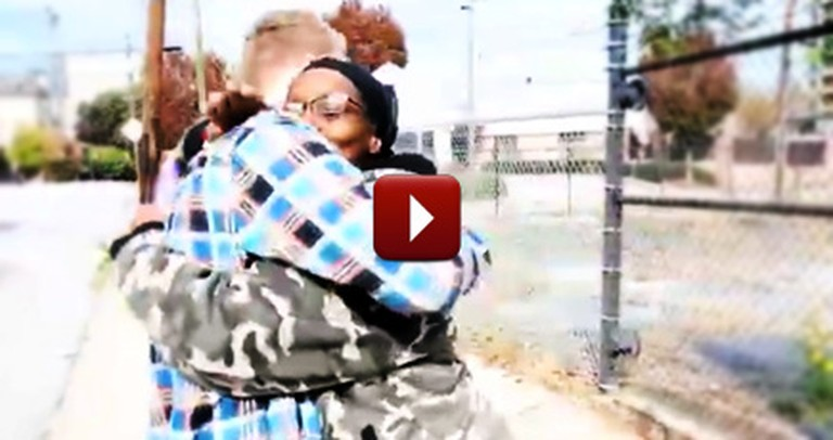 Listen to These Interviews with Homeless People... and Wait for the Surprise at the End :)