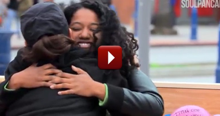 A Simple Notion Turned Complete Strangers Into Friends - So Heartwarming