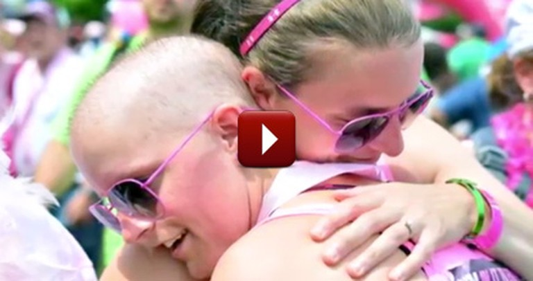 Twin Sisters Miraculously Battle Cancer Together - an Inspirational Story of Love