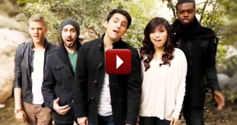 A Capella Carol of the Bells Will Drop Your Jaw