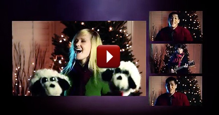 This Sweet Christmas Music Video Will Ready You to Welcome Our Lord