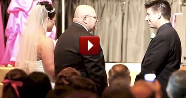 Father of the Bride Gives the Most Touching Speech Ever