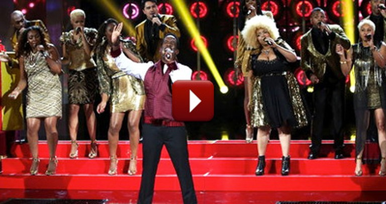 Incredible A Cappella Group Brings Gospel to National Television
