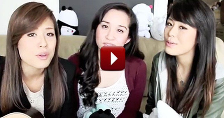 Three Christian Girls Sing a Must-See Cover of There is None Like You