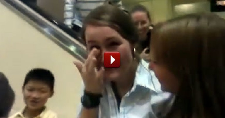 Girl Gets a 16th Birthday Surprise She'll NEVER Forget