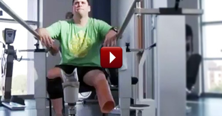 Watch This Inspirational Amputee Video - Your Life Won't Be the Same