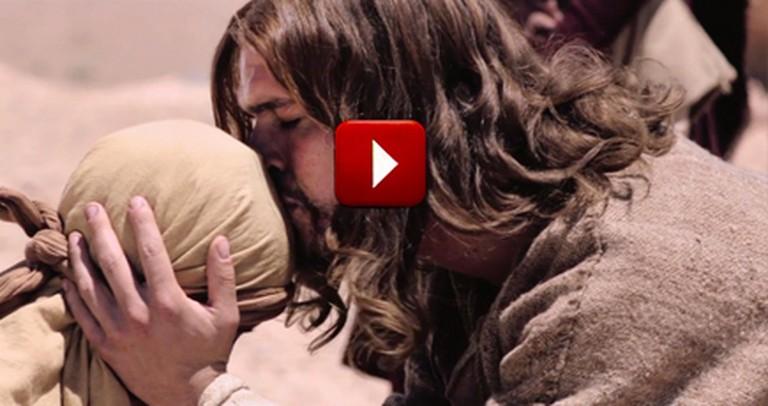 Exclusive Son of God Trailer for Godvine!