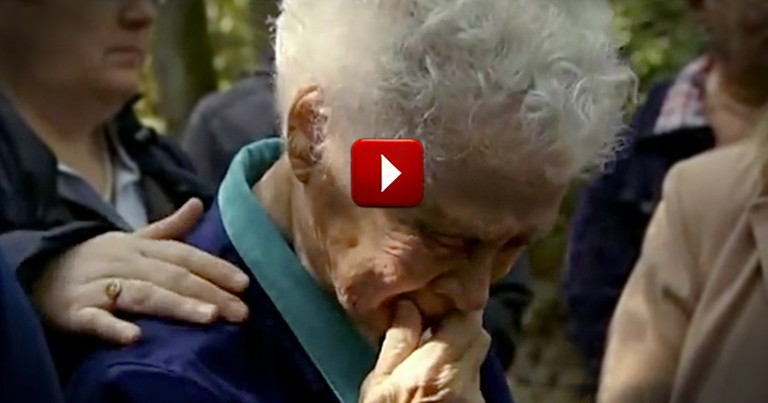After Nearly 70 Years of Searching, You Won't Believe What She Found