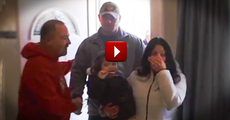 Community Surprises a Wounded Vet with Amazing Gifts