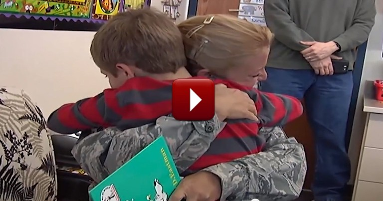 This Surprise-Filled Reunion is Sure to Make You Smile