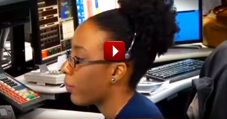 This 911 Operator Answers The Call You NEVER Want to Get. And On Her First Day!