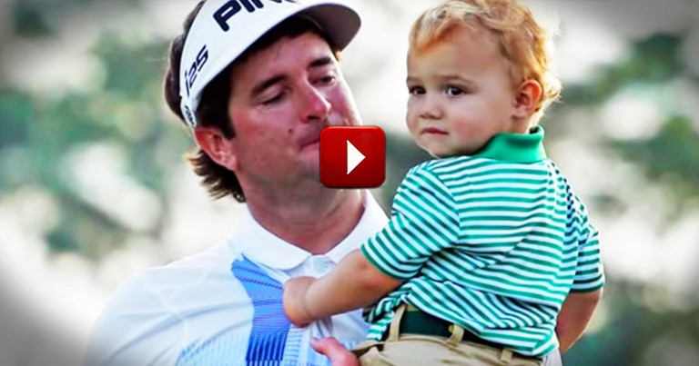 Bubba Just Became A 2x Masters Champ. But He Proved He's A Real Winner At 2:13!
