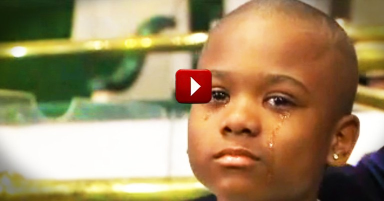 When This 9-year-old Was Kidnapped He Did The Only Thing He Could Think Of. He Sang...GOSPEL!