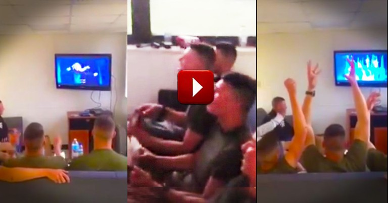You'll Never Believe What These Marines Are Doing Here. Just Wait For 2:20! LOL
