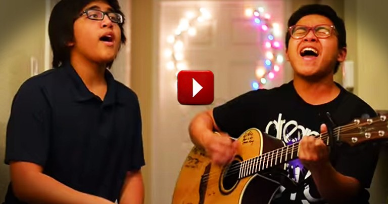 These Boys Just Blew Me Away With Their Worship. Wow Is This Beautiful!