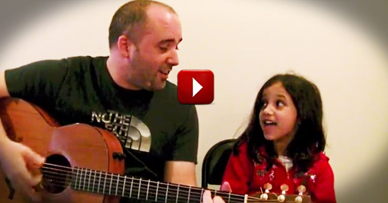 It Started With A Father-Daughter Duet. It Ended With Joy Down In My Heart To Stay!