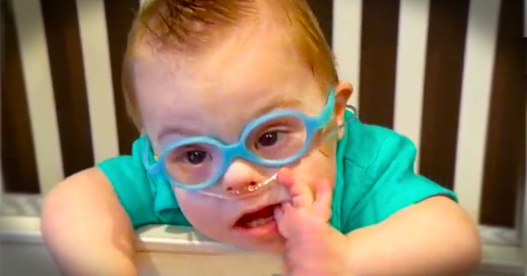 His Mom Wanted to Rock Him 1 Last Time Before He Died.  But Then a MIRACLE Happened!