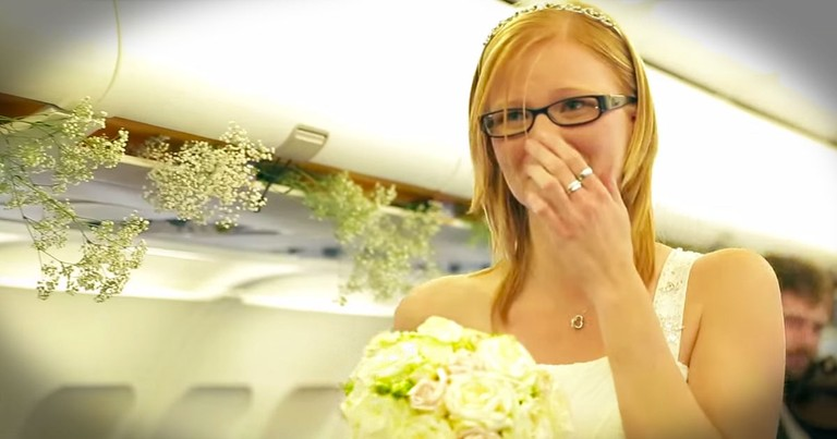 This Woman Was Surprised With A Free Vacation. But Just Wait For Her REAL Surprise!