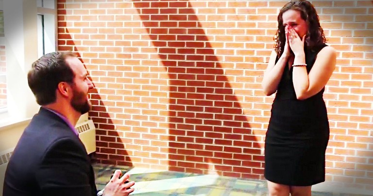 She Admitted A Secret On Their 2nd Date. He Brought It To Life, And He Did It A Cappella!