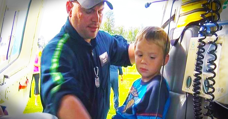 This Was Every Parent's Worst Nightmare. Until God Sent a Miracle to Save a 2-Year-Old's Life.
