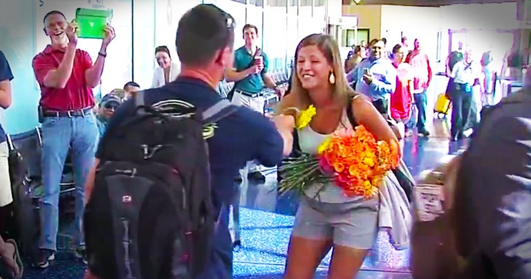 Complete Strangers Gave This Missionary An Armful of Flowers. When She Learned Why, She Was Floored!