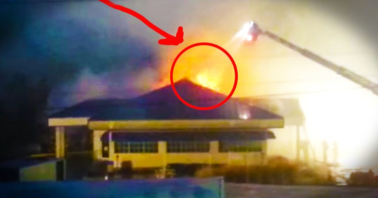 What Happened When a Fire Engulfed This Restaurant Stunned Me.  Wait 'Til You Hear Why!