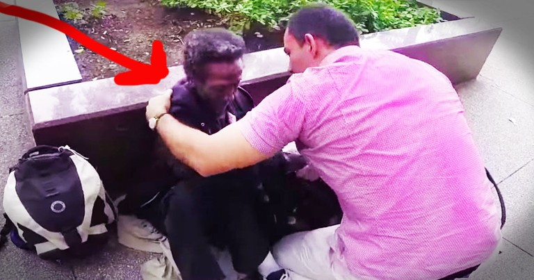 This Homeless Man Had One Wish For His 66th Birthday. You'll Love How God Delivered The Big Surprise