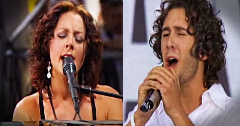 This Surprise Duet Is Beautiful. But When I Heard These 2 Stars, I Got Goosebumps On My Goosebumps!