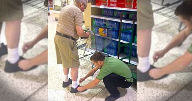 When You See What Happened In This Grocery Store You'll Be AMAZED. I CANNOT Stop Smiling!