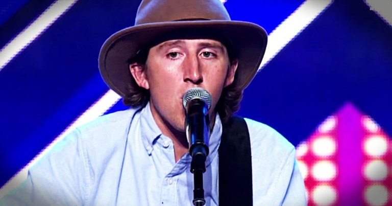 When This Country Boy Started To Sing The Judges Were Shocked. They Certainly Didn't See THIS Coming
