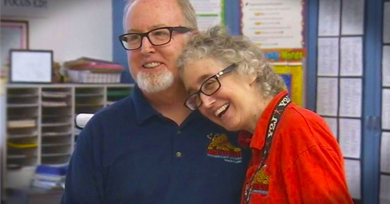 When Cancer Took This Teacher's JOB, Her School Fought Back! Their Act Of Kindness Left Her In Tears