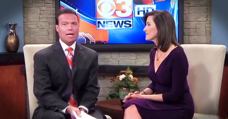 This News Anchor Is Facing A HUGE Battle. But How He Handles It Is Truly Inspiring!