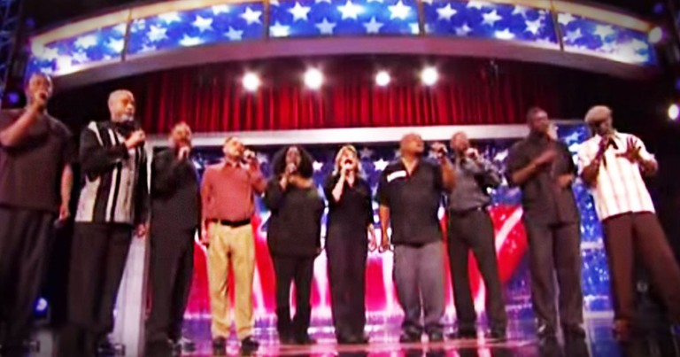 These Veterans' Secret Brought Me To Tears. And THEN They Started Singing And I Lost It--Whoa!
