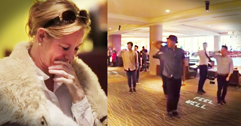 They've Been Together 16 Years. But This Husband STILL Found A Way To Surprise His Wife.